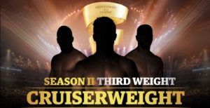 Confirmed: Ali Trophy to feature Cruiserweight in Season II