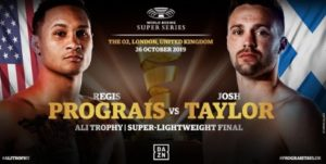 Prograis-Taylor: Boxing clichés, Lawsuits & A Boxing First