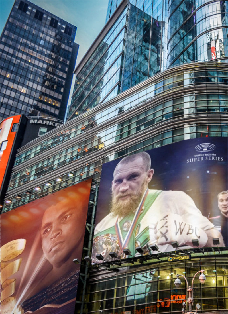 KO King Kudryashov joins star-studded World Boxing Super Series